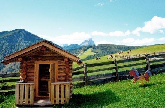 Vacanze sul maso Cone da Val - San Vigilio di Marebbe 8