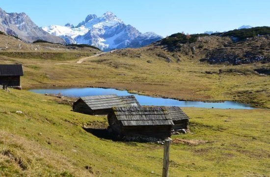 Ferie nelle Dolomiti - San Vigilio di Marebbe